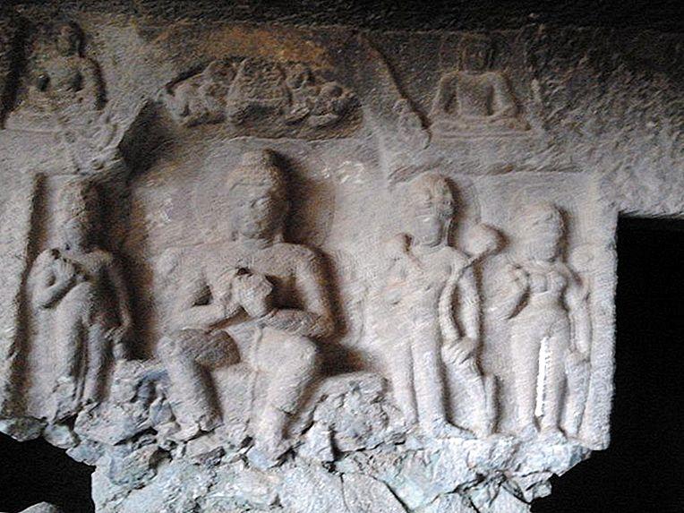Der buddhistische Weg: Kamshet Karla Caves