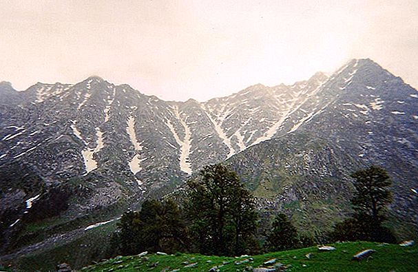 Triund und Indrahar Pass