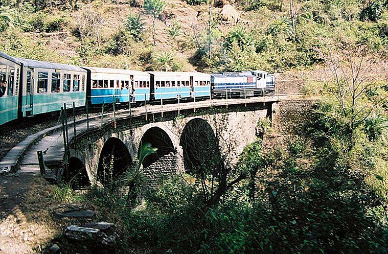 Kalka-Shimla-Bahn