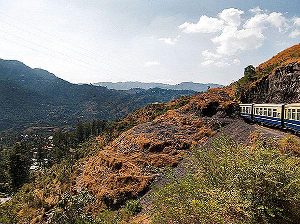 รถไฟ Kangra Valley