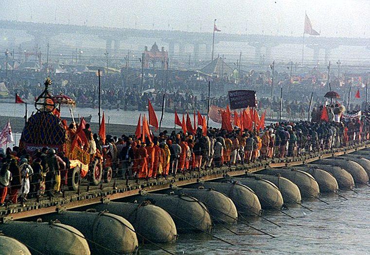 Kumbh Mela: การชุมนุมที่ยิ่งใหญ่ที่สุด