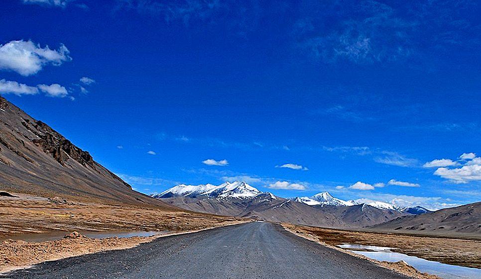 Ladakh: Die Bergwüste