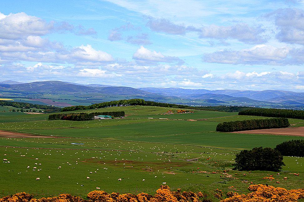 スコットランド:高地への旅