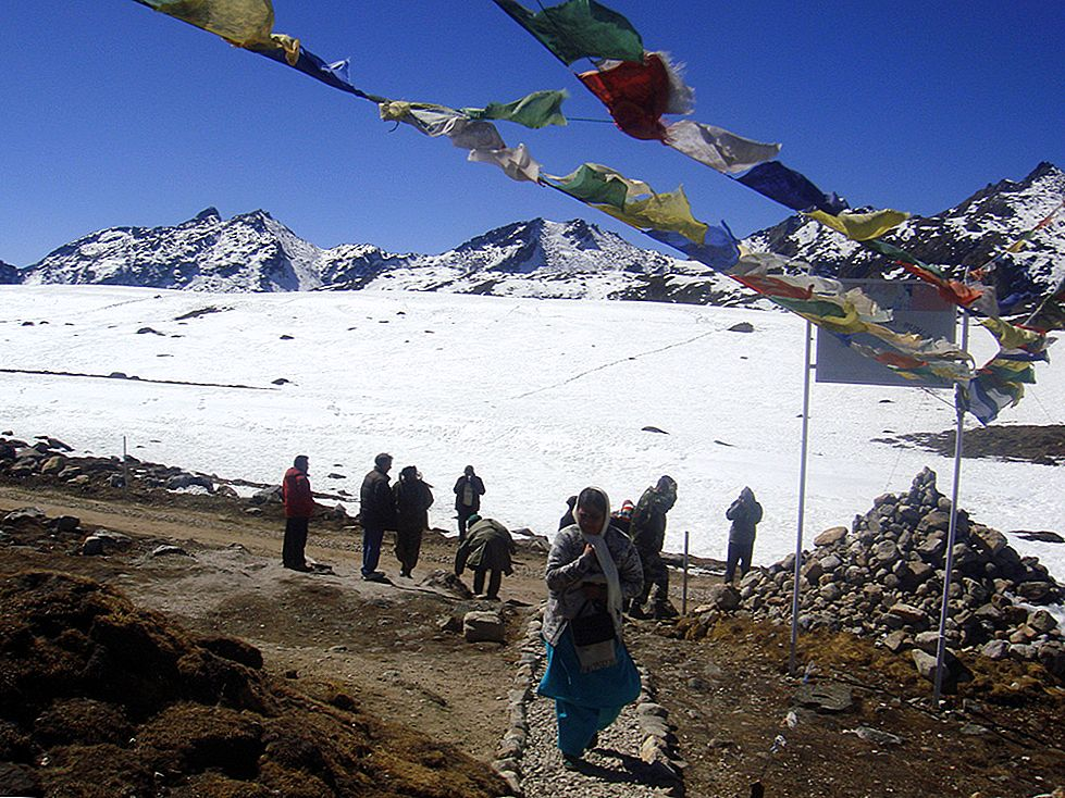 Села-Таванг Трек