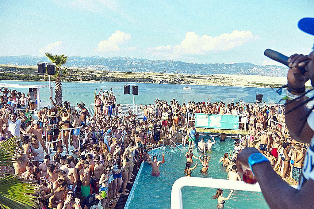 Cele mai bune festivaluri de muzică din Croația