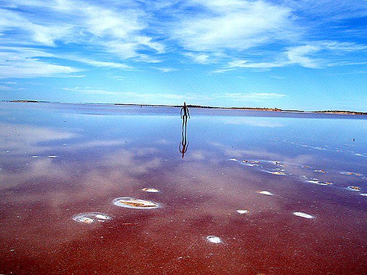 オーストラリア最大の州で小さいと感じる場所