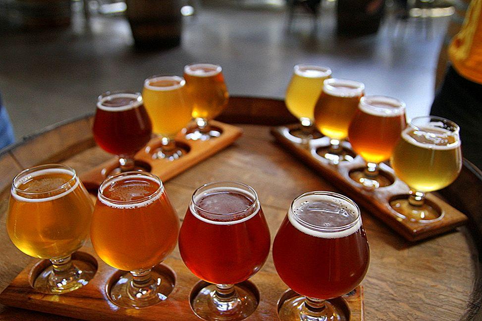 เบียร์ที่ดีที่สุดของ Portland: เจ็ดโรงเบียร์และเบียร์ชั้นนำ