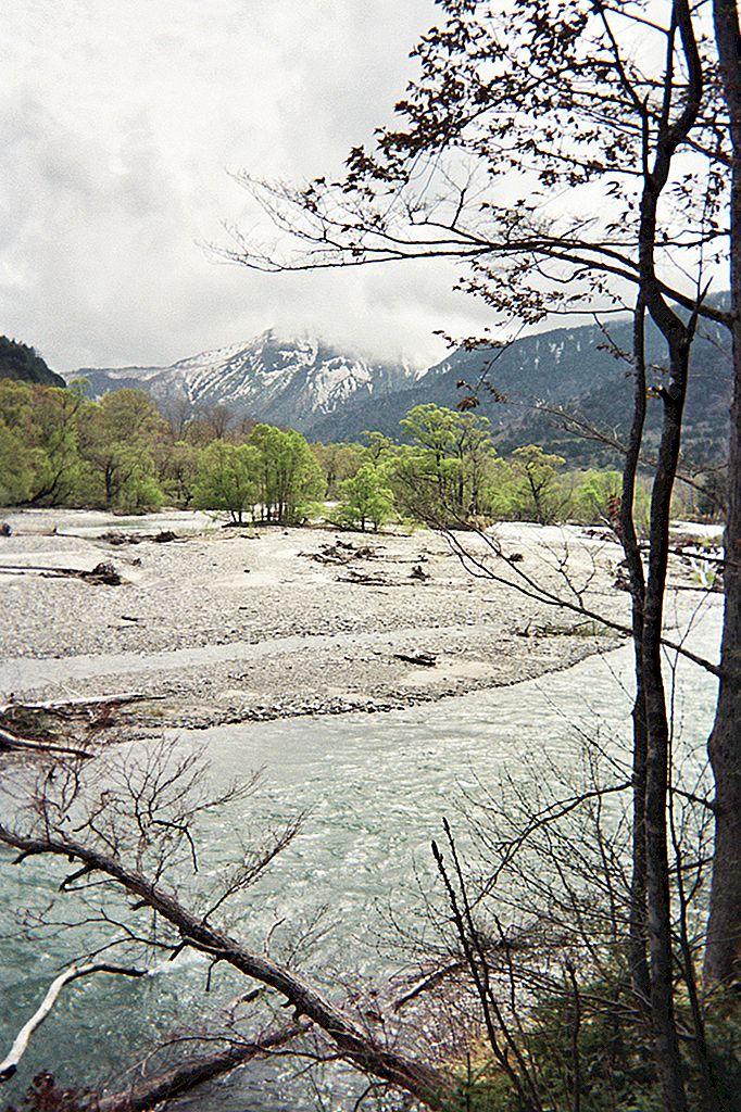 Întoarceți-vă la natură în Japonia