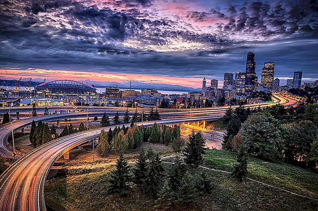 24 timer i Seattle