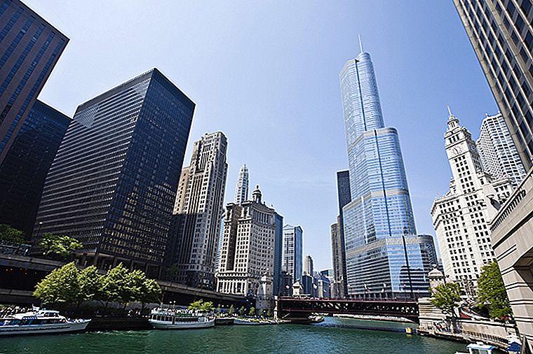 Măreți arhitecturale din Chicago