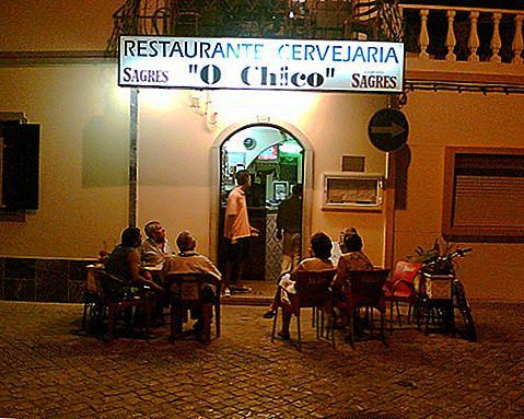 ポルトガルの飲食店へのガイド