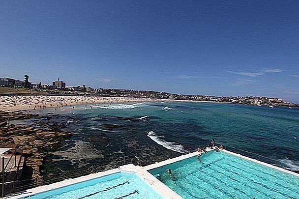 Sydney lângă mare