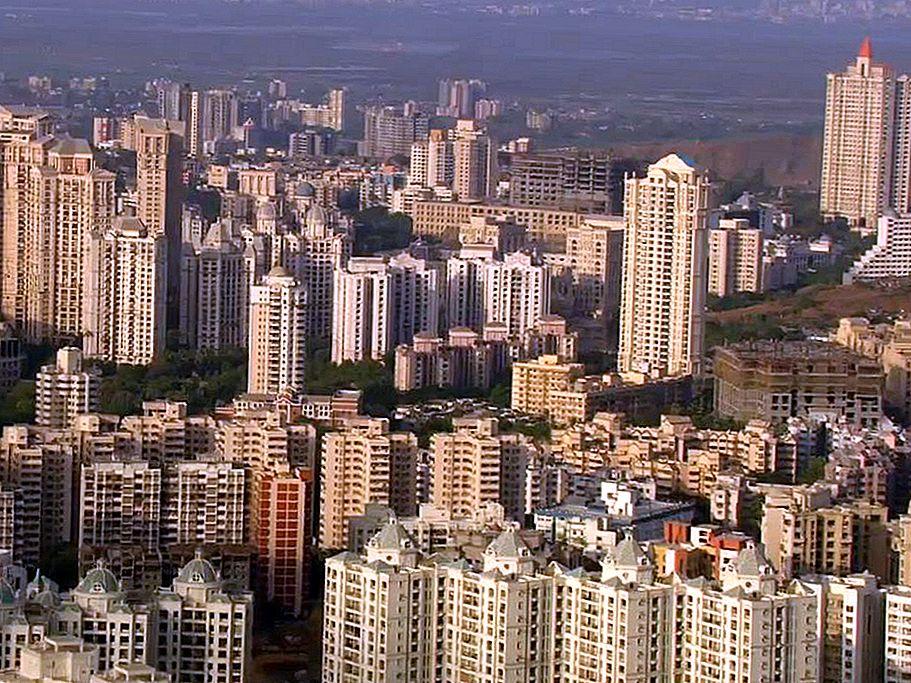 พบมุมไบ - megacity สมัยใหม่ของอินเดีย