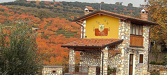 Regiunile mai puțin cunoscute ale Italiei
