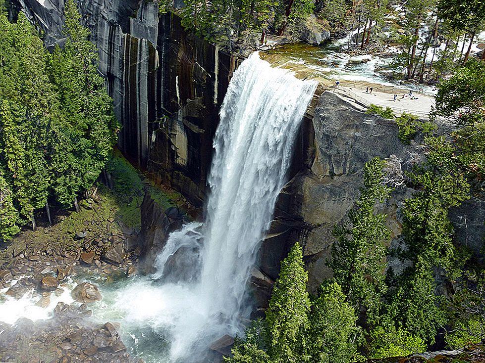 Yosemites toppturer