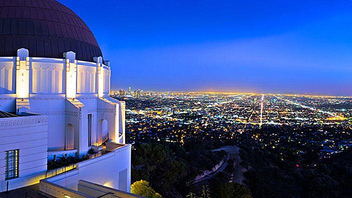 ครั้งแรก Los Angeles: ค้นพบสิ่งที่ดีที่สุดของเมืองแห่งเทวดา