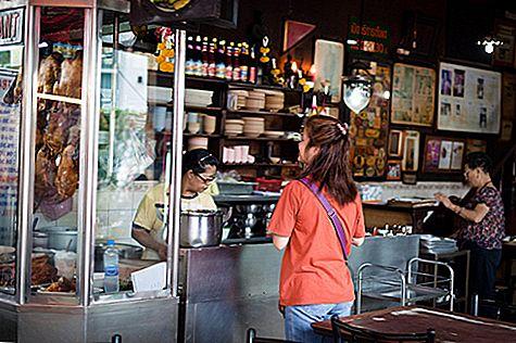 タイの飲食店案内