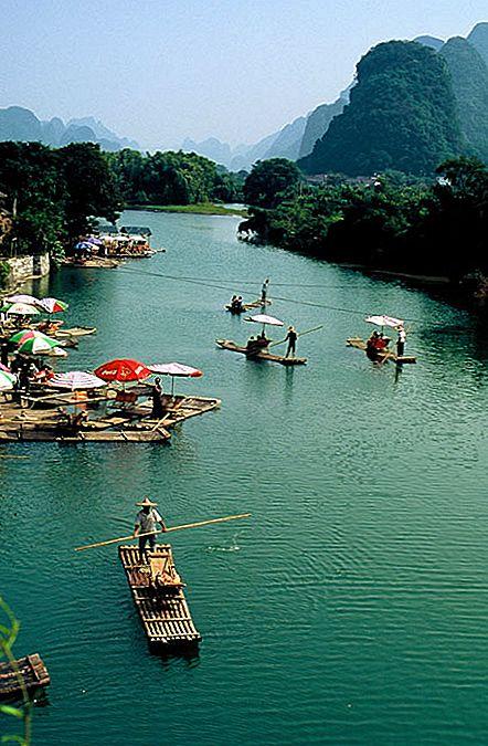 Aventuri în China