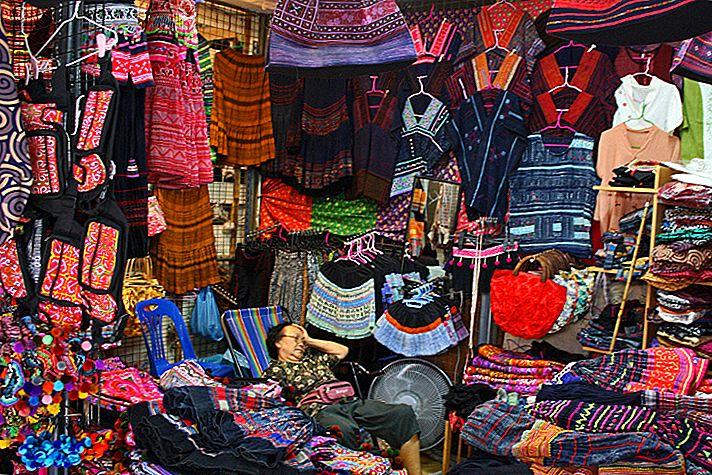 Bangkok Shopping: Få mest mulig ut av Chatuchak Weekend Market