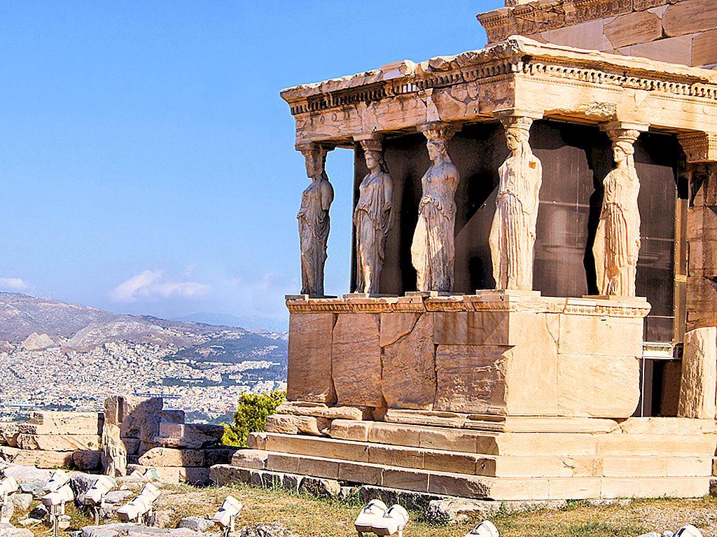 Cum să trăiești ca un Local în Atena
