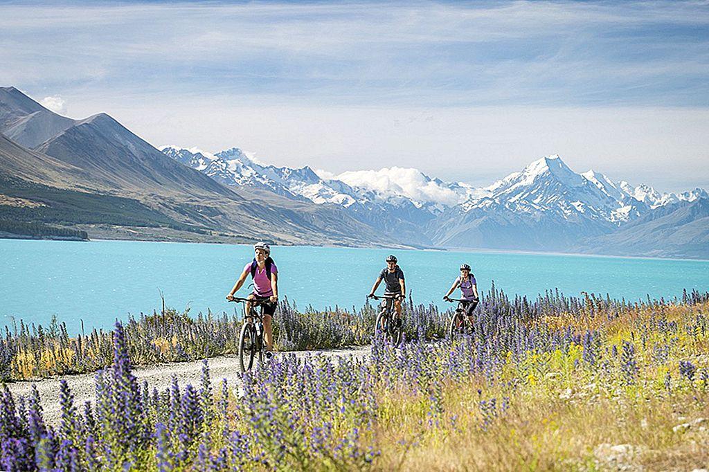 Bikepacking: Kjør på to hjul