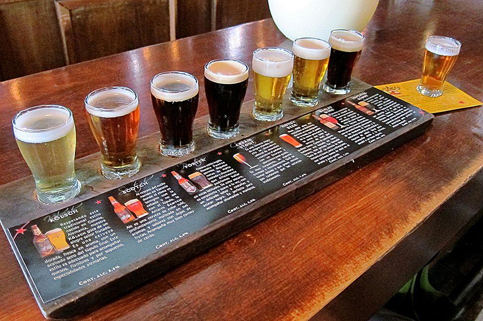 Cerveza artesanal: คู่มือการกระโดดของหัวหอกในเบียร์อาร์เจนตินา