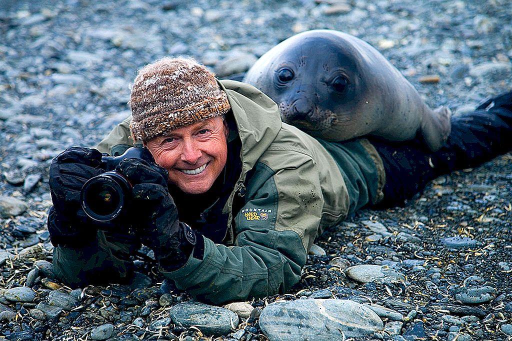 観光客を迎えよう:Art Wolfe、写真家&保護者 - Lonely Planet
