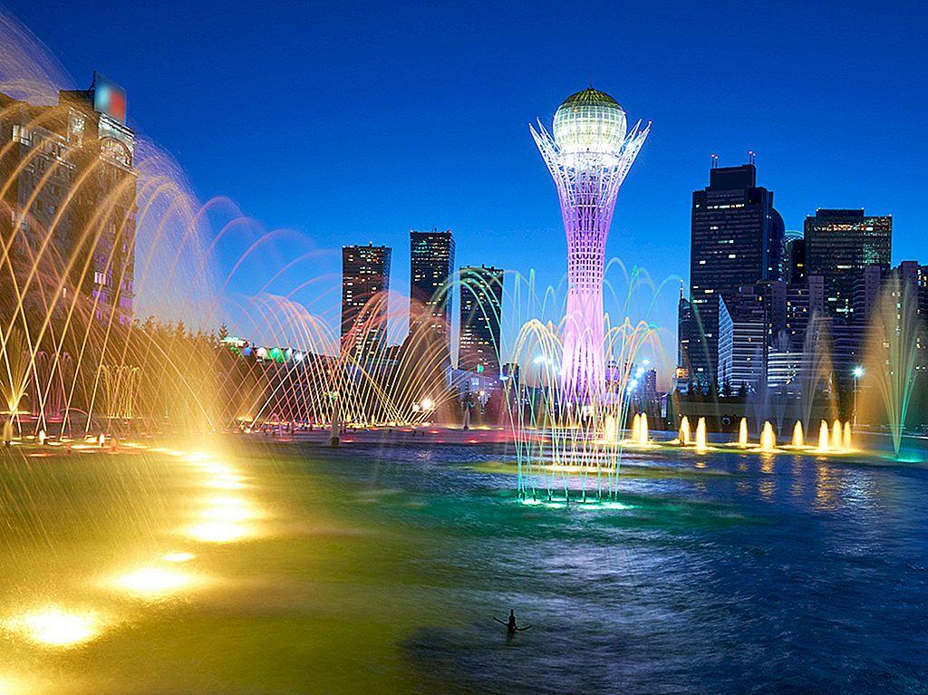 8 เหตุผลที่จะไปเยี่ยมชมเมือง Astana, เมืองหลวงของคาซัคสถาน - Lonely Planet