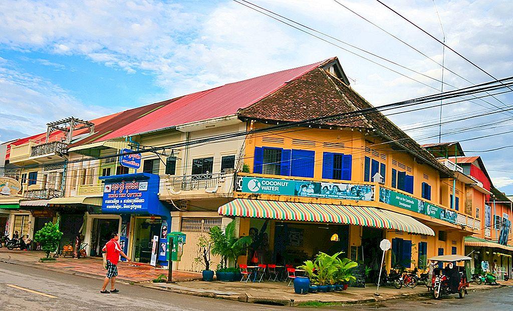 Battambang: orașul mai puțin cunoscut al Cambodgiei