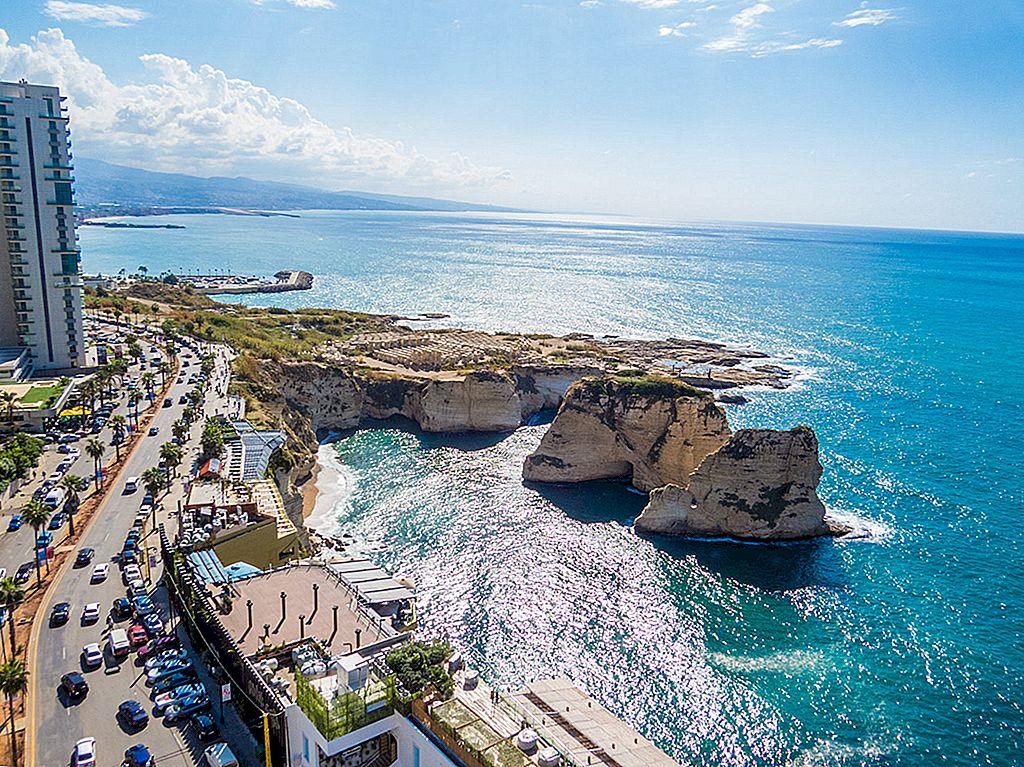 Libanon på en uke: Den ultimate guidet reiseguide - Lonely Planet