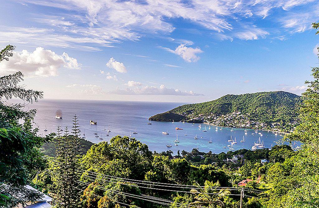 คู่มือการ Grenadines: เกาะสำหรับนักเดินทางทุก