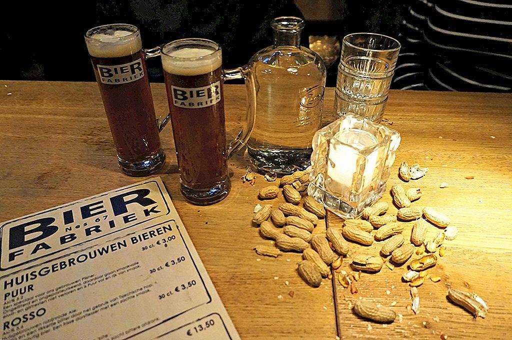 10 บาร์เบียร์ที่ดีที่สุดในอัมสเตอร์ดัม