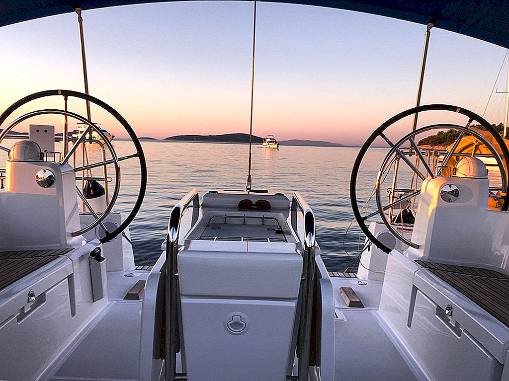 Croaziere Croația: cele mai bune locuri de ancorare în Adriatica Centrală - Lonely Planet
