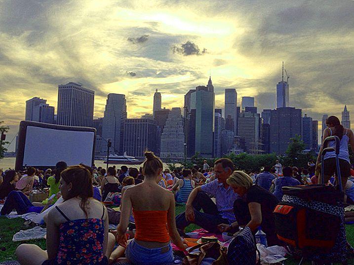 公園とレクリエーション:ニューヨーク市の緑の空間で楽しいこと