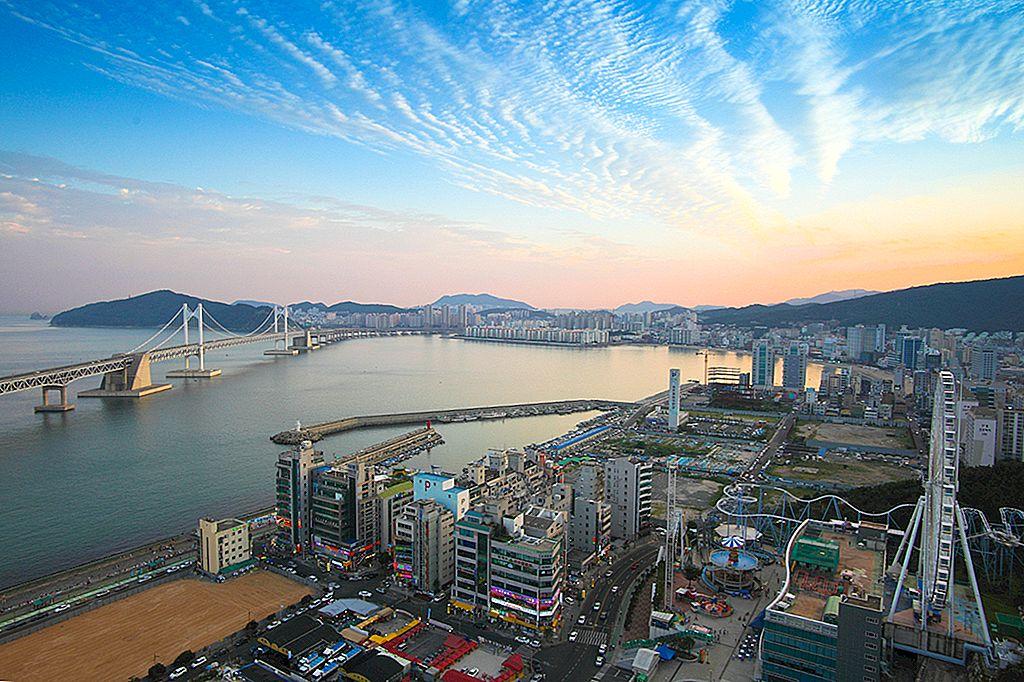 Essential Busan: 10 จุดเด่นของเมืองที่สองของเกาหลีใต้