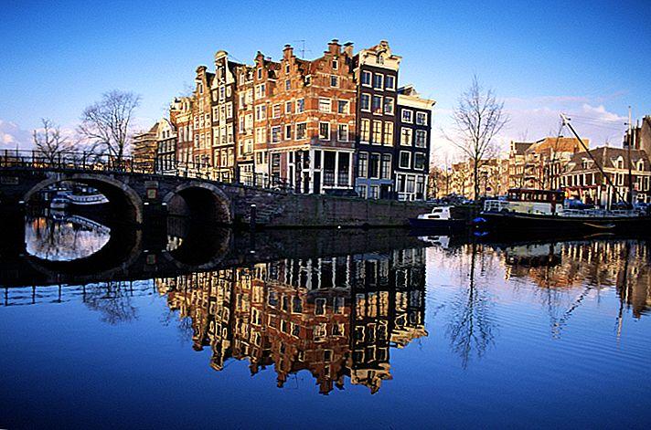 Første gang Amsterdam: topp tips for ditt første besøk til den nederlandske hovedstaden