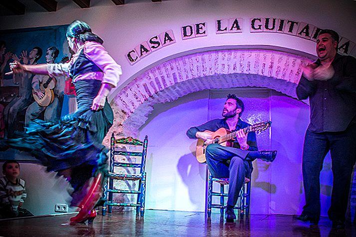 Spanias flamenco renessanse