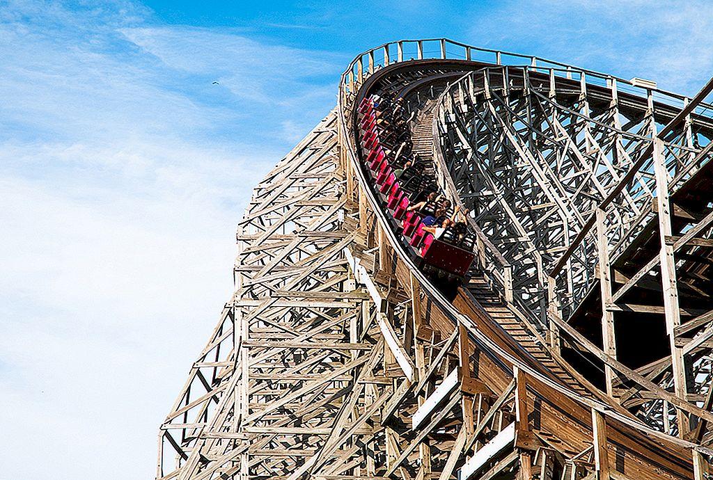 สวนสนุกชั้นนำในอเมริกาเหนือ - Lonely Planet