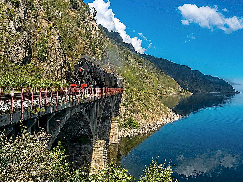 Cele mai bune ghiduri de-a lungul căii ferate transsiberiene - Planeta Lonely