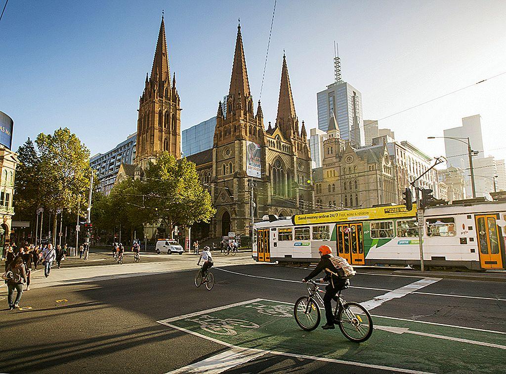 自転車でより良い:ビクトリアのサイクリングコース