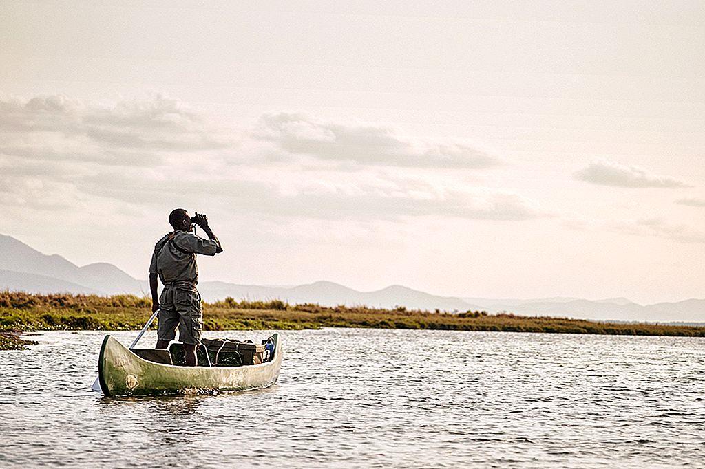Zambezi come Zambezi go: การเดินทางไปตามแม่น้ำตำนานของแอฟริกาใต้