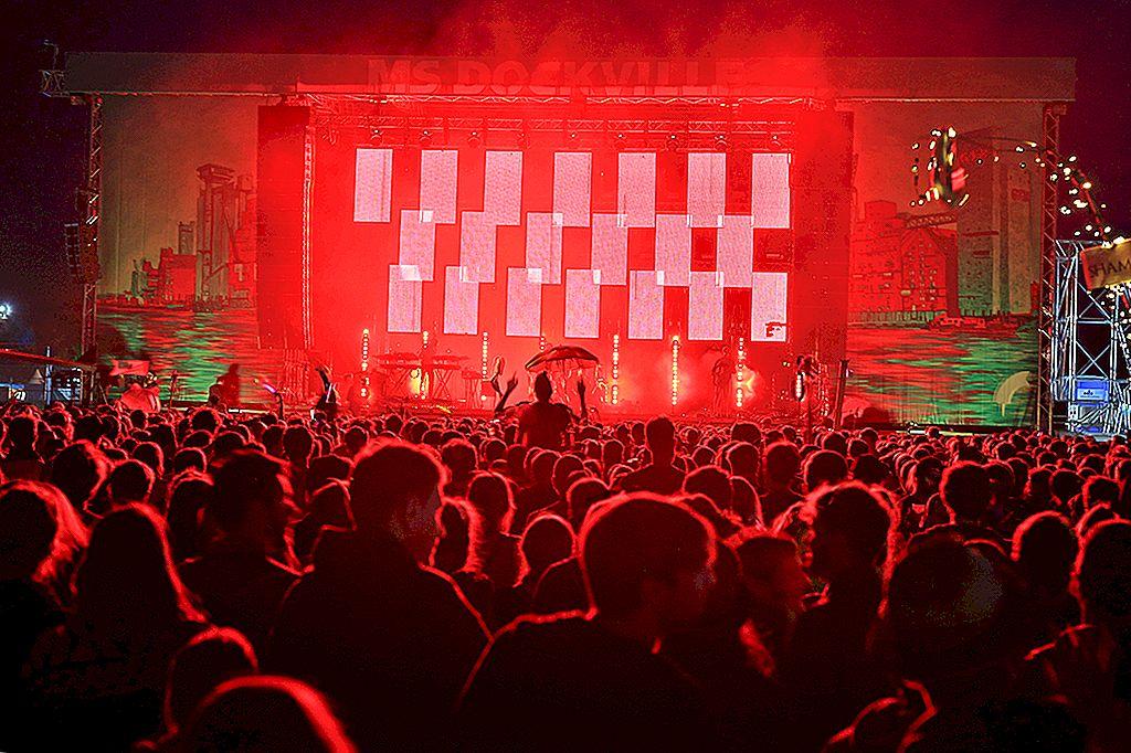 ヒットリスト:ハンブルクのライブ音楽