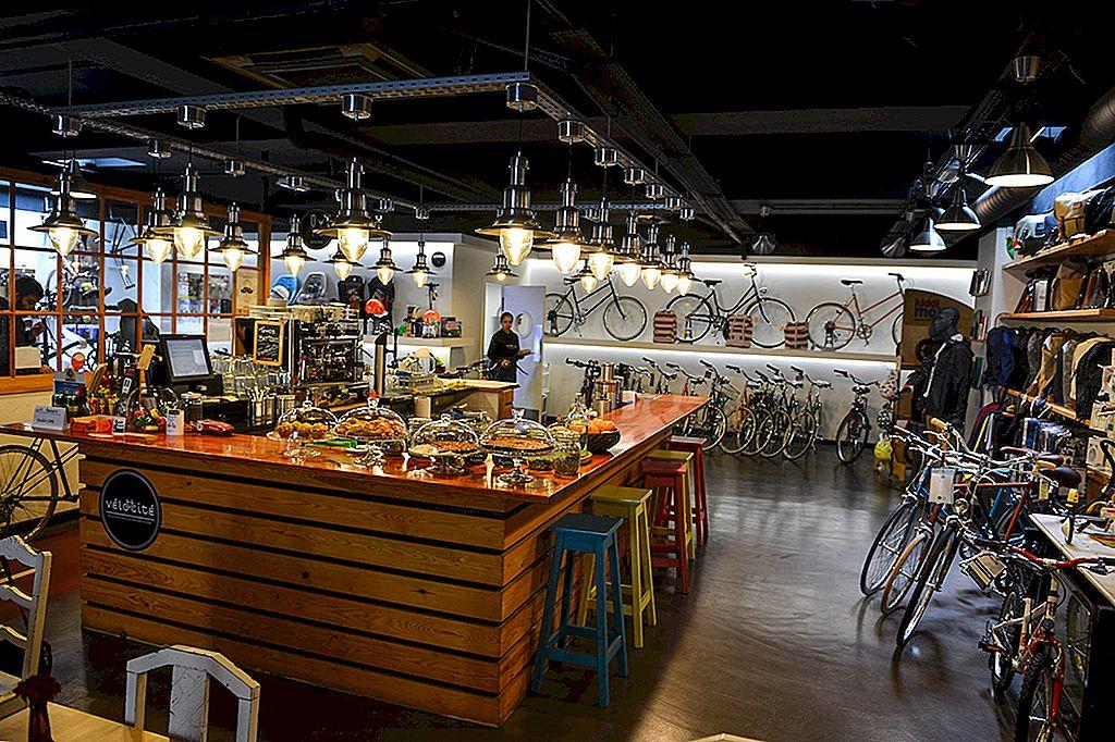 Obțineți cofeina fixie: cele mai bune cafenele din Europa