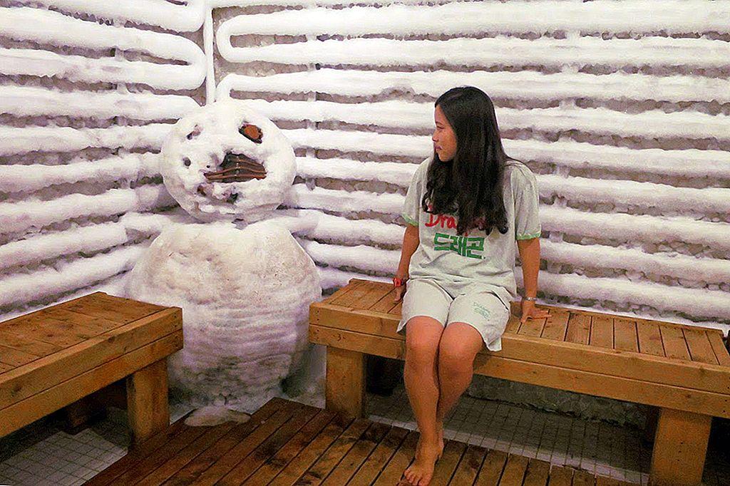 ครั้งแรก jjimjilbang: วิธีการเยี่ยมชมสถานอาบน้ำเกาหลี