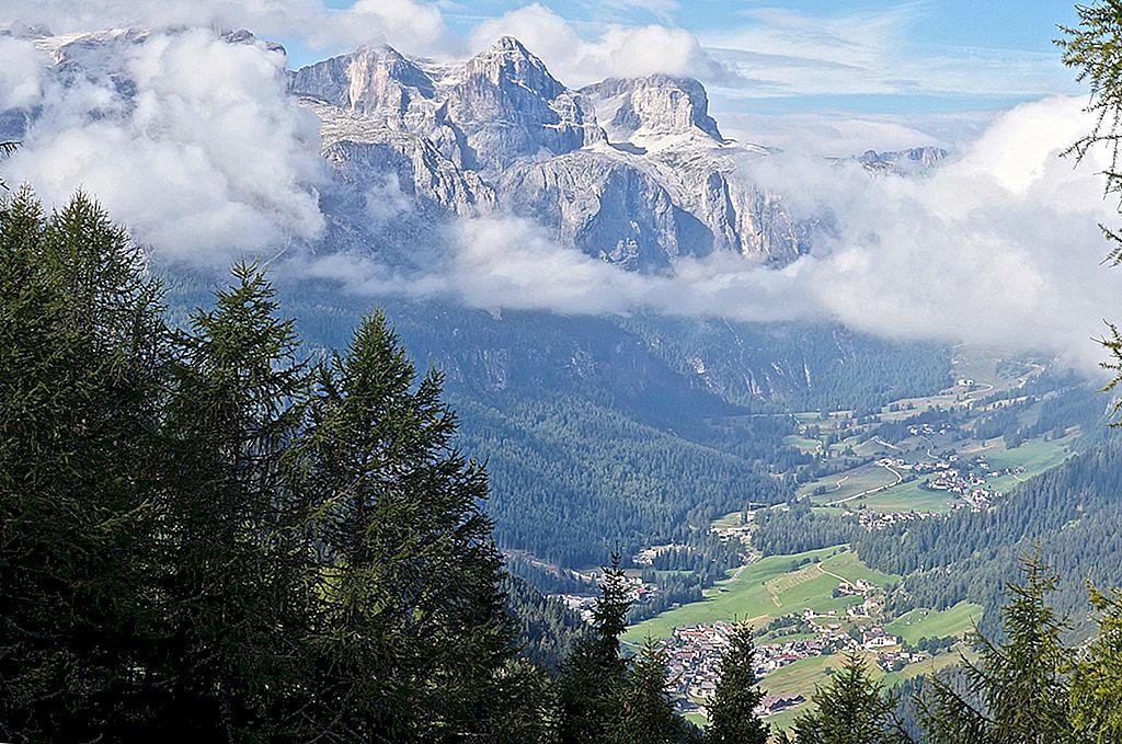 Cliffhanger: การผจญภัยแบบขาวดำใน Dolomites อิตาลี
