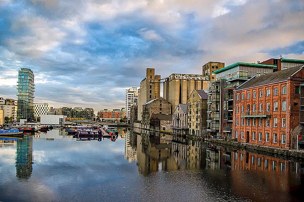 Hip kafeer og varm design: utforske den nye Dublin