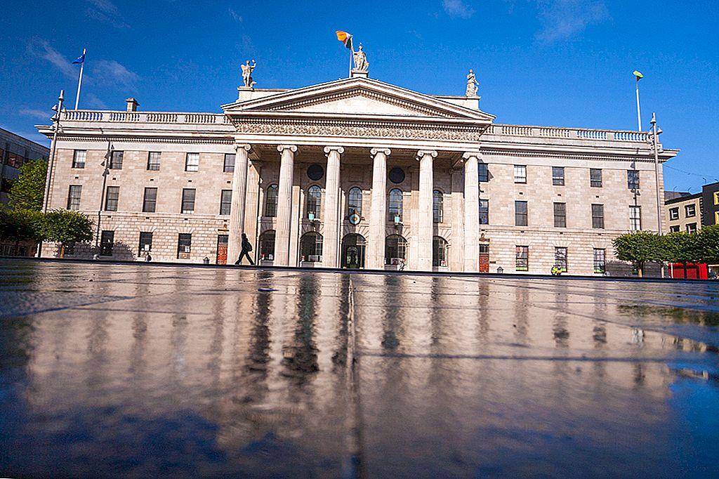 Puber, vampyrer og opprør: det beste av historiske Dublin
