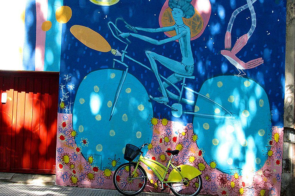 บัวโนสไอเรสโดยจักรยาน