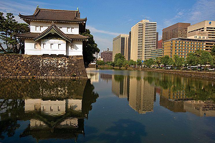 Cinci site-uri pentru explorarea Edo-erei Tokyo
