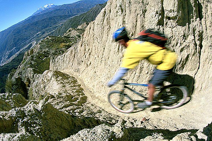 Zece din cele mai dure plimbari cu bicicletele din lume